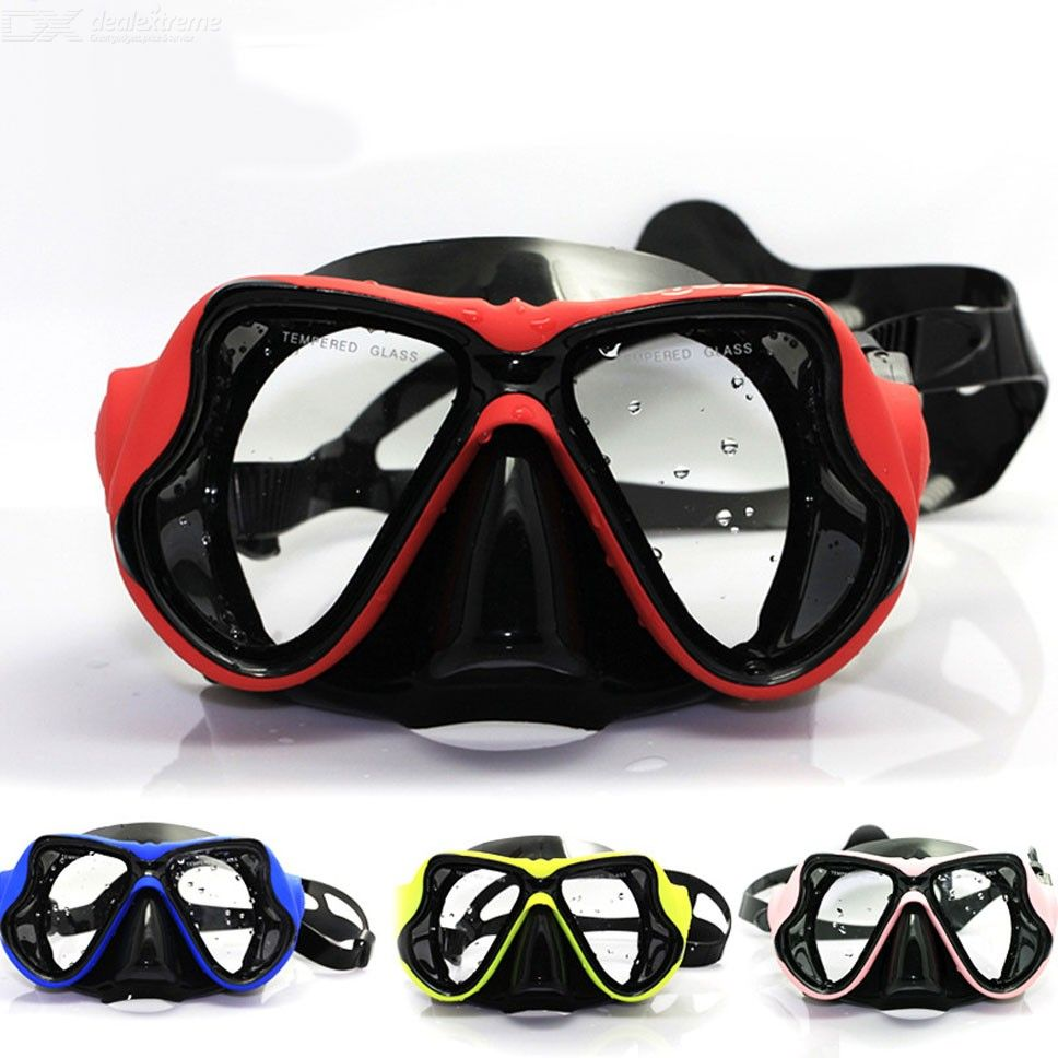 Professional Underwater Glasses Snorkeling Goggles Diving  Equipment  For  Adult  And  Children