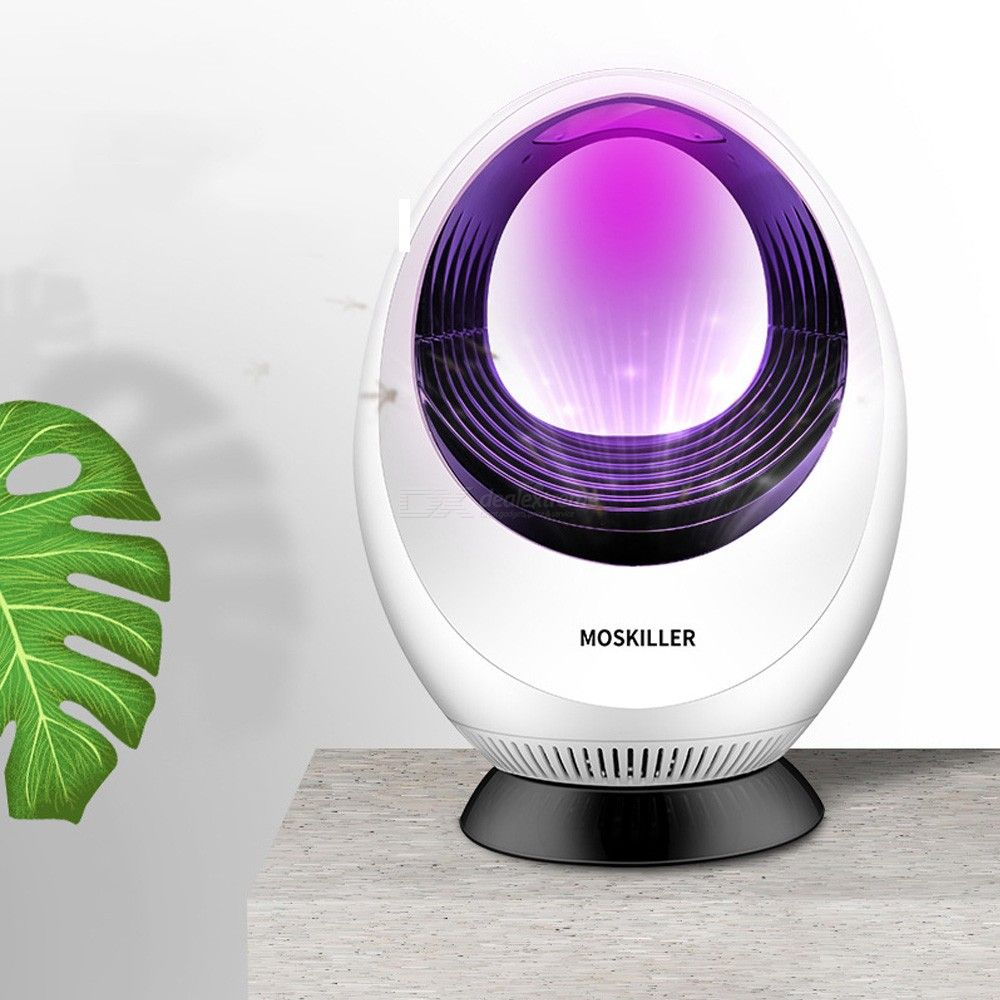 Indoor Mosquito Trap UV Light Insect Killer For Moths Mosquitoes Flies