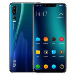 ELEPHONE A5 4G LTE Smartphone 6GB  128GB Helio P60 MTK6771 6.18 Inch Incell FHD Full Screen Triple Camera Android