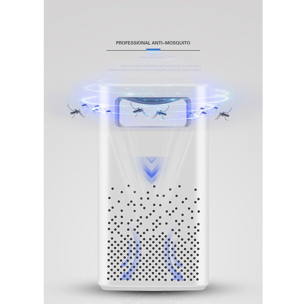 Electric Mosquito Killer Indoor UV Light Insect Trap