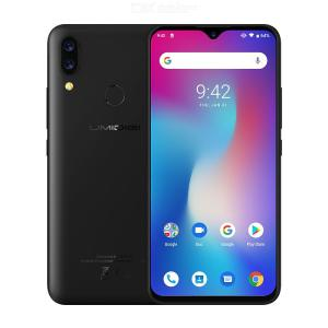 UMIDIGI Power Android 9.0 5150mAh Big Battery 18W 6.3 inch FHD+ Waterdrop Screen 4GB+64GB Helio P35