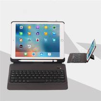 T-201-PU-Case-With-Wireless-Keyboard-Self-Stand-For-New-IPAD-Pro-97-Air-2-Air-IPAD-2017-2018