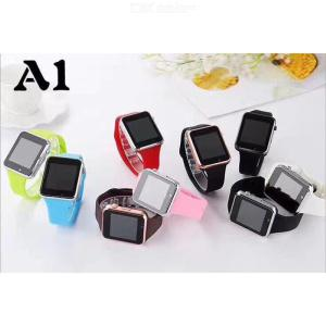 A1 1.54 Inch Smart Watch Phone With Pedometer 0.3MP Camera