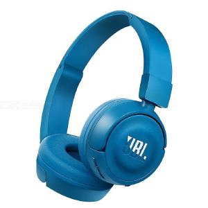 JBL T450BT Bluetooth Wireless On-Ear Headphones with Built-in Remote and Microphone