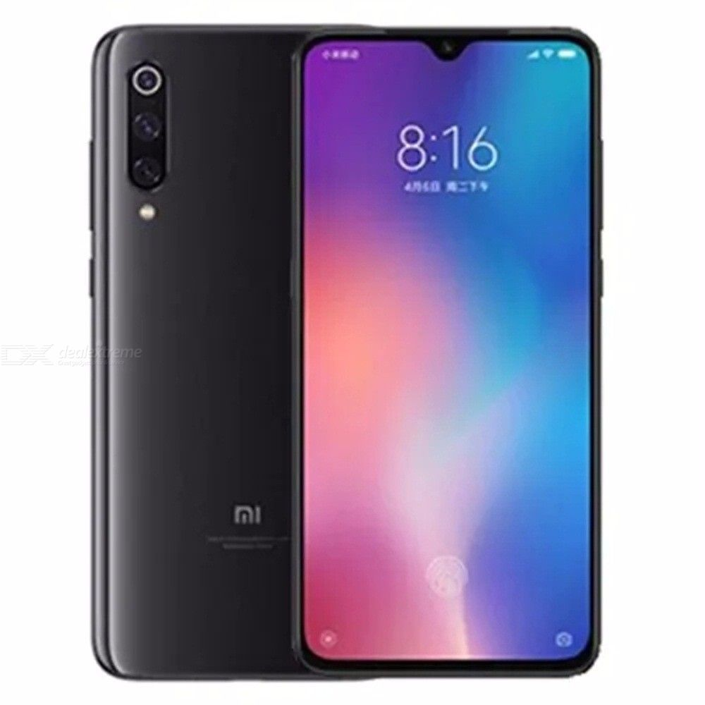 Xiaomi Mi 9 SE Global Version 4G 6.0 Inch Android 9.0 Mobile Phone 6GB RAM 64GB ROM 20.0MP Front Camera - Black