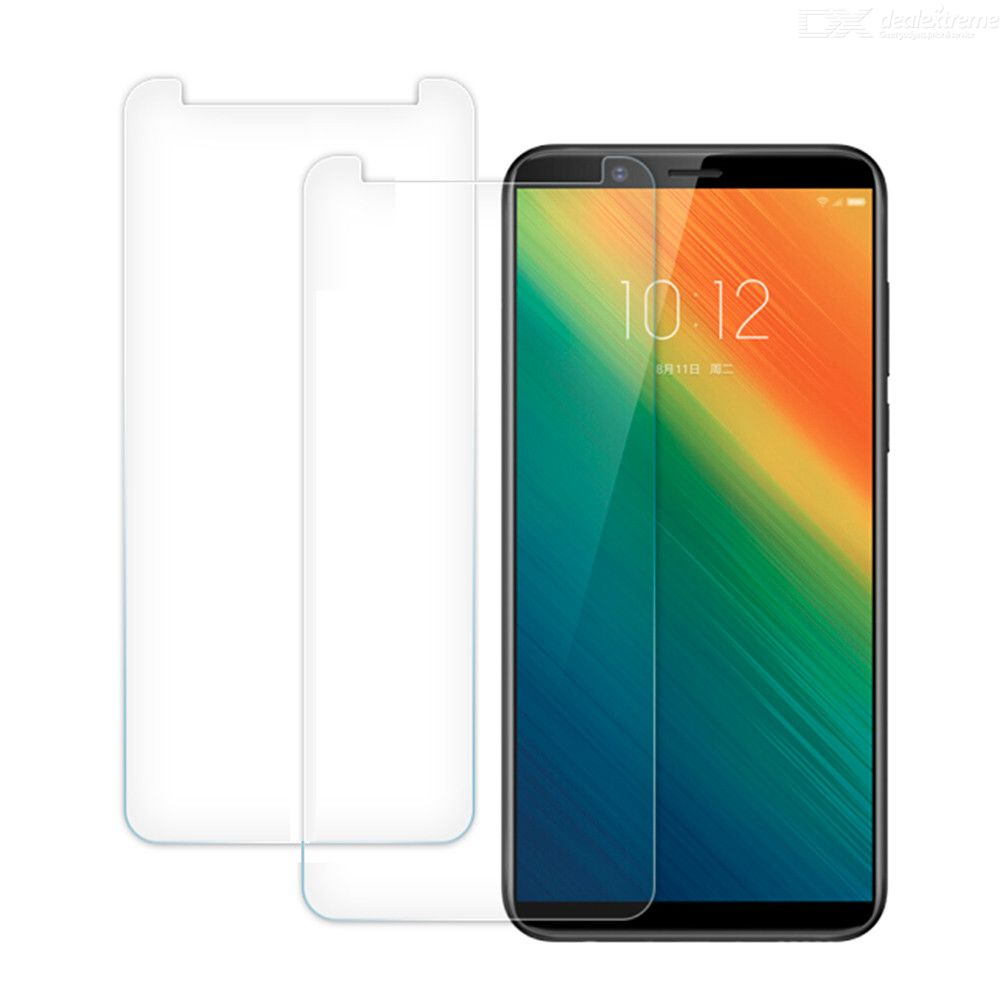 Naxtop 2 5D Tempered Glass Screen Protector for Lenovo K5 Note 2018 K9 Note