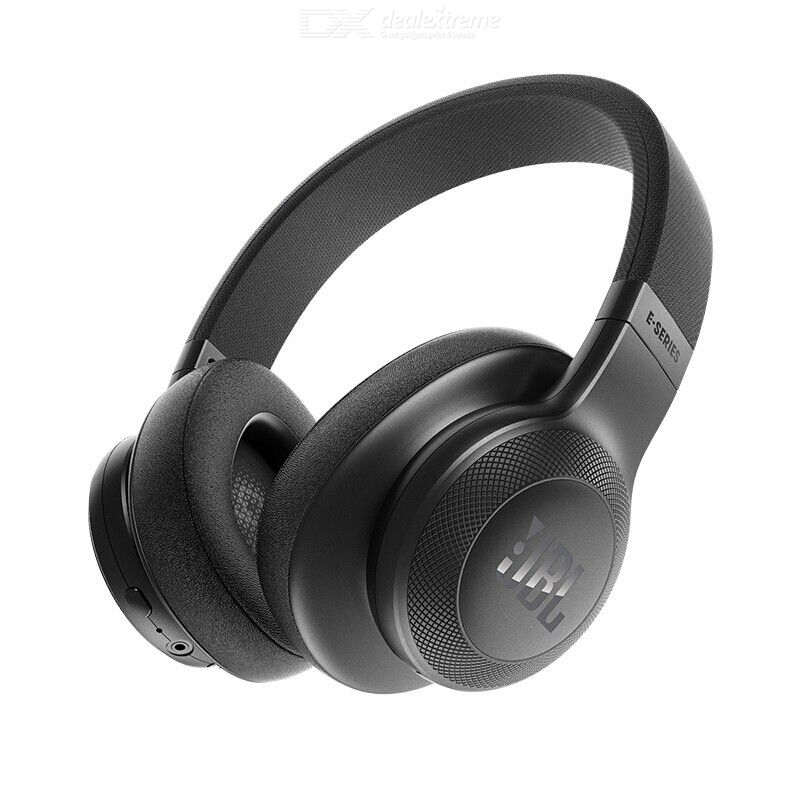 JBL E55BT Bluetooth Wireless Over-Ear Headphones with 20H Playing Time