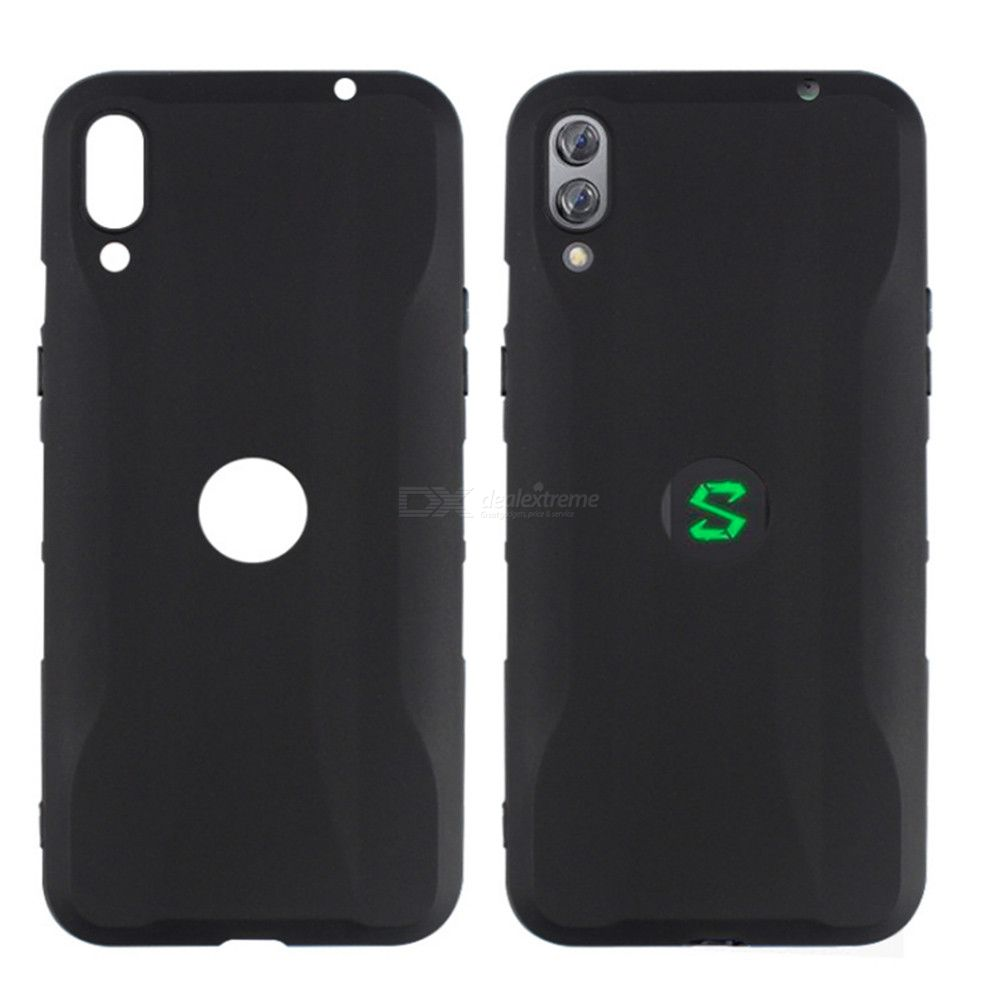 Naxtop TPU Soft Back Cover Phone Case for Xiaomi Black Shark 2 Protection
