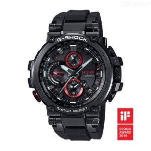 Casio G-Shock MTG-B1000B-1A Smartphone Link Bluetooth Watch - Black