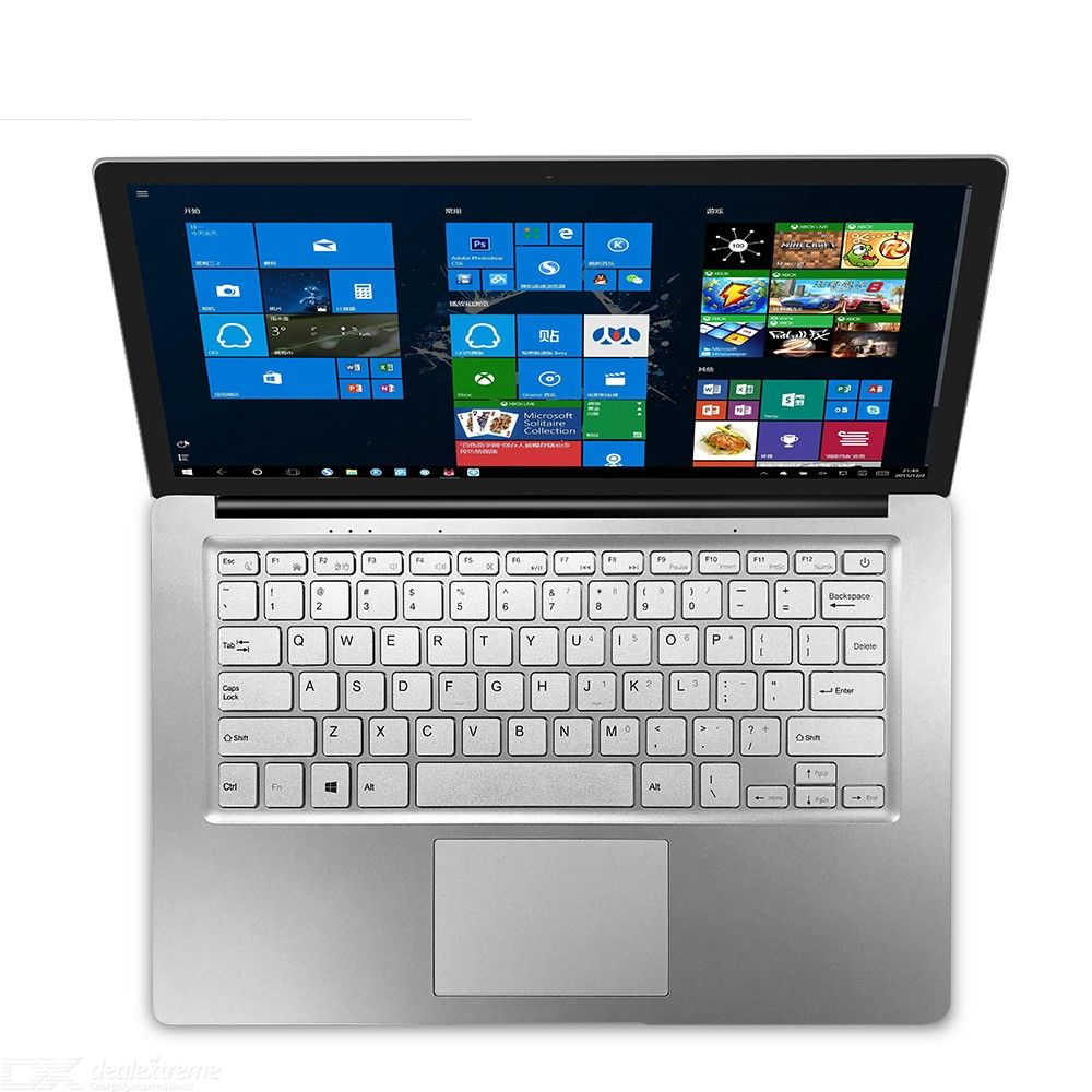Jumper EZbook S4 8GB RAM 128GB ROM Laptop 14 Inch Intel Celeron J3160  Dual Band WIFI Notebook
