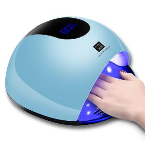 Professional 36 LEDs 80W UV Light Nail Dryer,  Gel Nail Polish Lamp With Auto Sensor And 4 Time Settings, Super Fast