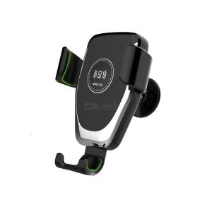 Cwxuan A10 10W Qi Fast Wireless Charger Car Mount Holder For IPHONE X 8 8 Plus Samsung S7 S8 S9 Mix 2S Huawei Mate RS