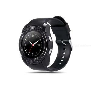 V8 Bluetooth Smart Watch Smartwatch With SIM Card Slot Call Message Reminder Heart Rate Sleep Monitors