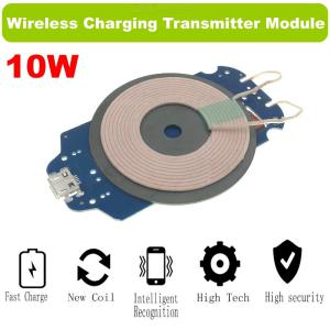 Cwxuan Qi 10W Fast Charging Wireless Charger for iPhone Xs MAXXRXSX88 Plus,Sumsung S10S10 PlusS10ES9