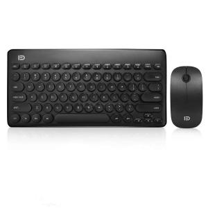 2.4G Wireless 79-Key Keyboard and Mouse Set  Energy-saving Quiet Ultra-thin Keyboard and Mouse Suit