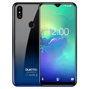 OUKITEL C15 Pro 6.0 Inch Android 9.0 4G Cell phone, 2GB RAM 16GBROM 3200mAh 8MP Rear Camera with Face Unlock