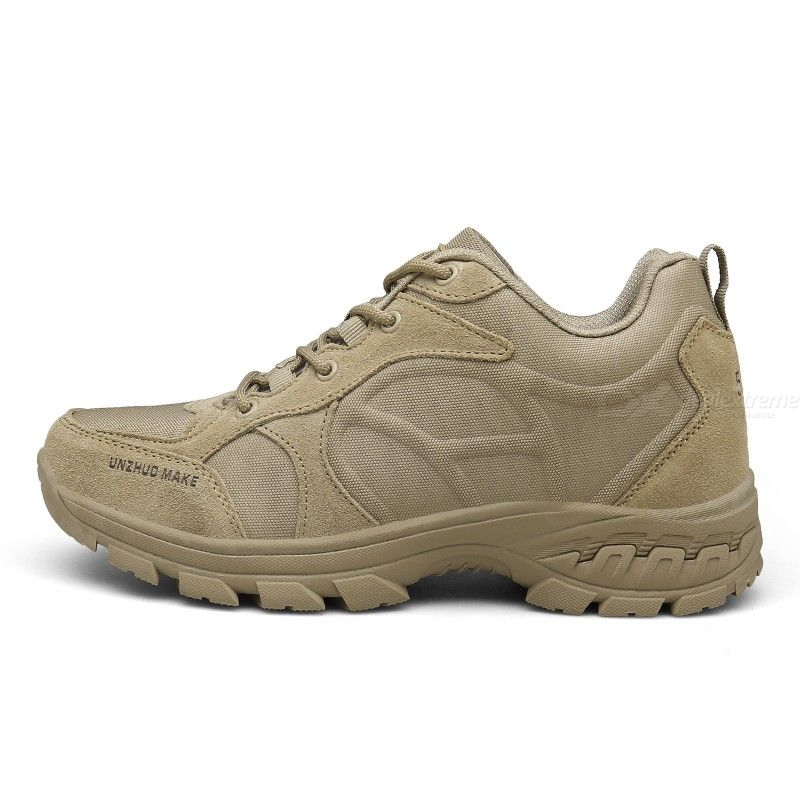 Premium Hiking Shoes Lightweight Breathable Tactical Boots for Men