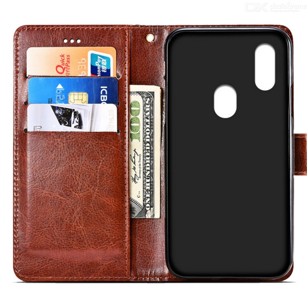 Naxtop Flip Cover Wallet Case with Phone Stand for UMIDIGI A3 Pro UMIDIGI A3
