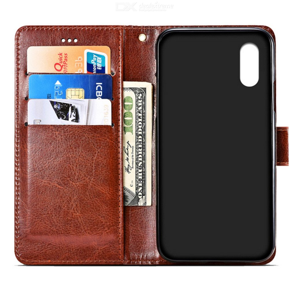 Naxtop Flip Cover Wallet Case with Phone Stand for UMIDIGI One Pro  UMIDIGI One