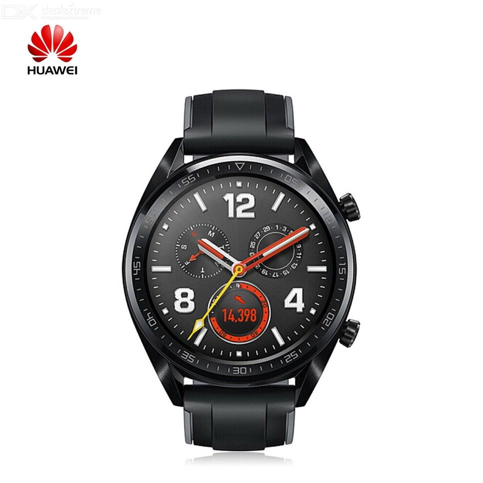 HUAWEI WATCH GT Smart  Watch Support  Waterproof Phone Call Heart Rate Tracker  For Android IOS