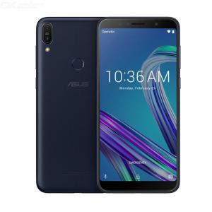 ASUS Zenfone Max Pro M1 ZB602KL 6-Zoll-Android-Handy, Löwenmaul 636, 6 GB 64 GB 4G LTE-Smartphone - Globale Version