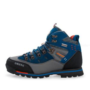 Outdoor High-end Mountaineering Shoes Wear-resistant  Climbing Shoes and Skid-resistant Hiking Shoes for  Men