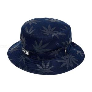 Fashionable Summer  Leaves  Print  Fisherman  Cap  Foldable  Bucket  Hat   For   Men   And  Women