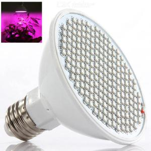 LED Grow Light Full Spectrum Lamp Plant Flower Vegetable Growing Lights for Indoor Greenhouse Hydroponics System