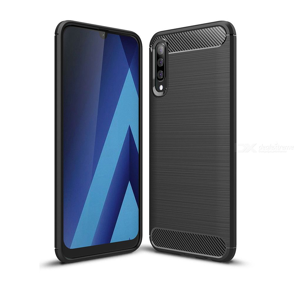 Naxtop TPU Soft Back Cover Phone Case for Samsung Galaxy A50  A505 Protection
