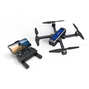 Mini Folding FPV Drone With Camera Live Video, WiFi RC Quadcopter Helicopter With 2K HD Camera GPS Locator