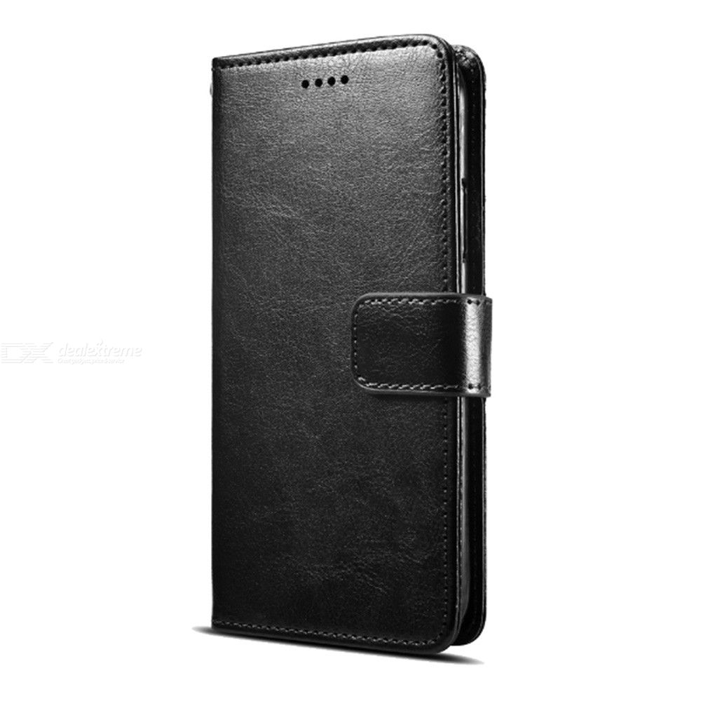 Naxtop TPUPU Phone Wallet Case for UMIDIGI F1 Play Phone StandFull CoverShockproof