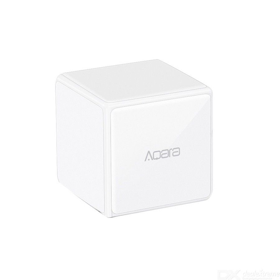 Xiaomi Mi Aqara Magic Cube Controller Zigbee Version Controlled by Six Actions For Smart Home Device