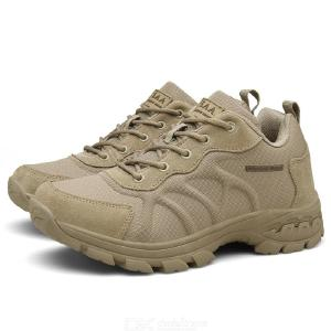 Mens Sport Shoes Lightweight Tactical Sneakers for Outdoor Running Camping Hiking