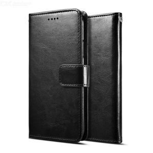 PU Leather Phone Wallet Case for Ulefone Power 5 Phone StandFull CoverCard Slot