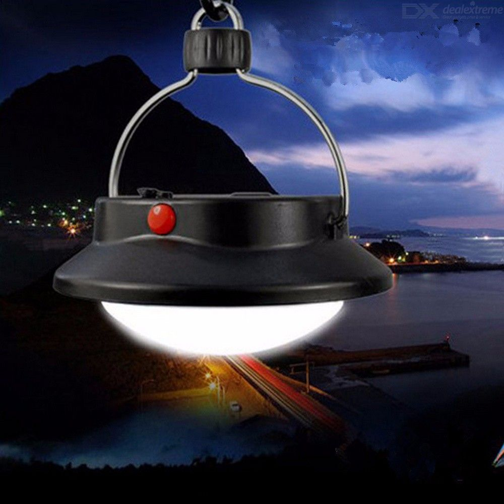 ZHISHNUJIA A06 Outdoor Camping Light 60 LED Emergency Lamp Portable Tents Night Lamp