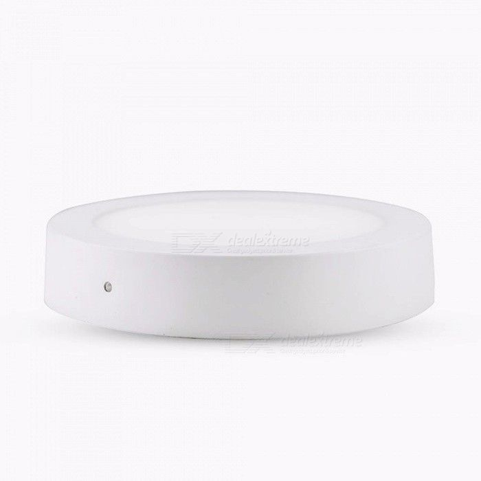 Circular LED Downlight, Ultra Thin Round Corridor Porch Ceiling Lamp Spotlight For Home Living Room White/6-10W