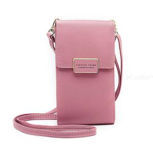 Multifunctional  Female Wallet  All-match Portable Messenger Bag  Simple Phone Coin Bag