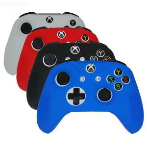 Silicone Controller Cover Anti Skid Protector Case For XBOX ONE S