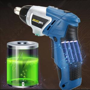 ZHAOYAO Electric Screwdriver Mini Electric Screwdriver Lithium Battery Screwdriver 3.6V Power Tool