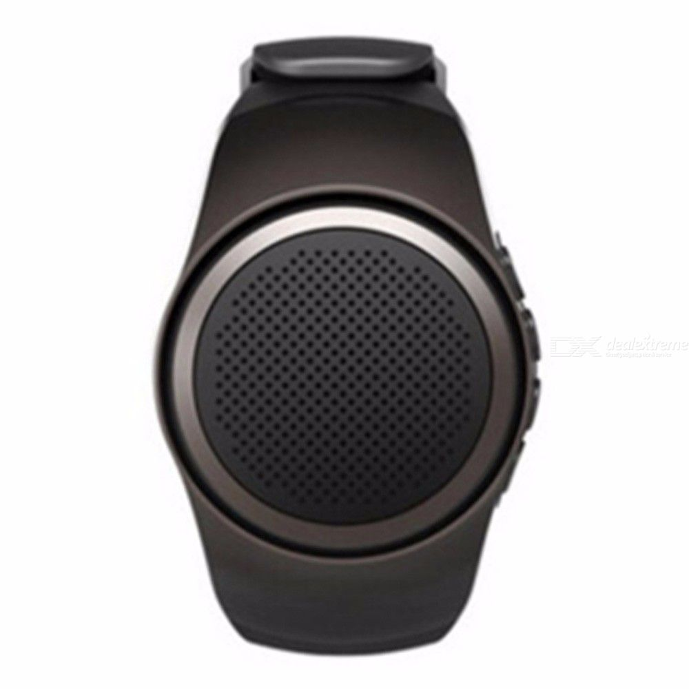 B20 Bluetooth Speaker Watch Portable Sports Watch With Music