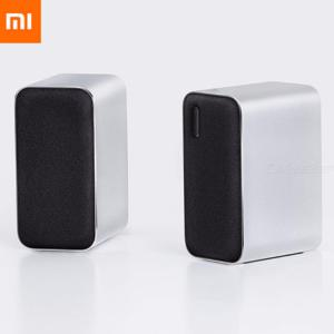 Original Xiaomi HiFi 2PCS Wireless Bluetooth Speaker With Double Bass Basin Stereo  For  Laptop  Desktop  Computer