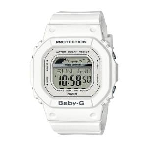 Casio Baby-G G-LIDE BLX-560-7 Digital Watch With Tide Graph - White