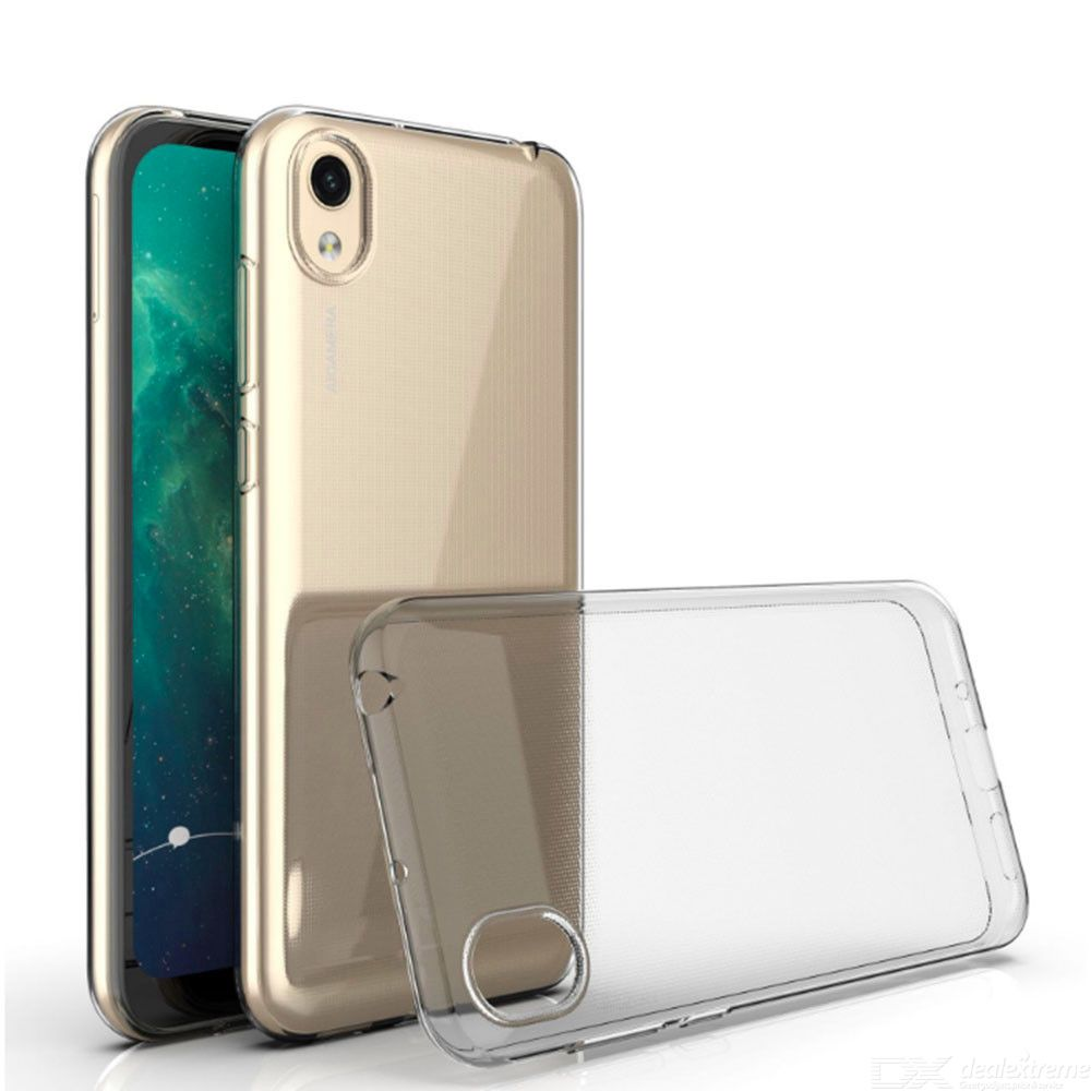 Naxtop Clear TPU Protective Phone Case for Huawei Y5 2019  Honor 8s Ultral-thinFull-CoverOriginal Touch