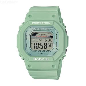 Casio Baby-G BLX-560-3 Digital Watch With Tide Graph - Green