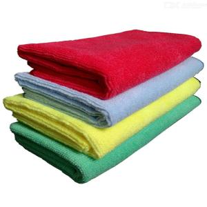 Premium Microfiber Drying Towel Super Aborsbent Scratch Free Buffing Cleaning Cloth For Car Crystal - Large Size