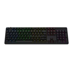 Original Xiaomi Mi Wired Gaming Keyboard 104 Key RGB LED Backlit Mechanical Keyboad USB Wired For PC, Laptop, Computer
