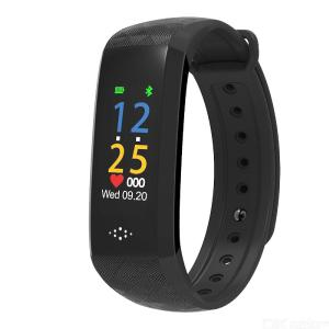 SANDA M12P Smart  Watch Color Screen Heart Rate And Blood Pressure Monitoring Bracelet Health Monitoring Sports Watch
