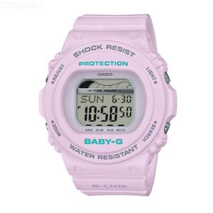 Fashion Casio Baby-G BLX-570-6 Digital  Watch Water Resistant  And  Shock  Resistant  Sport  Watch  For  Women - Purple