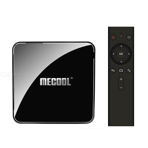 MECOOL KM3 ATV Androidtv 9.0 Google Certified TV Box 4GB 64GB Amlogic S905X2 4K 2.4G 5G Dual Wifi BT4.0 Set