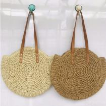 Large-Woven-Straw-Tote-Bag-Zipper-Shoulder-Bags-Beach-Handbag-For-Women